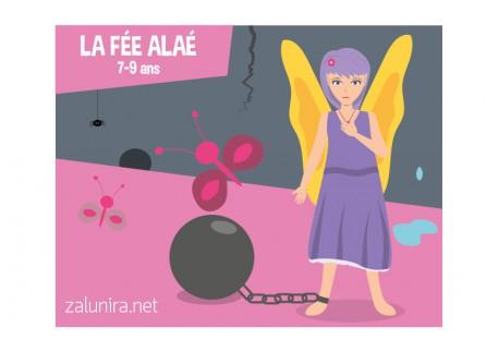 La fée Alaé - 7-9 ans