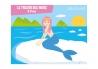 Le trésor des mers - 8-9 ans