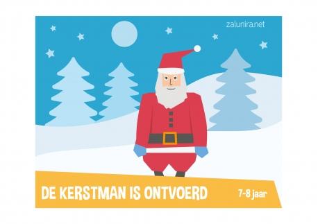 De Kerstman is ontvoerd - 7-8 jaar