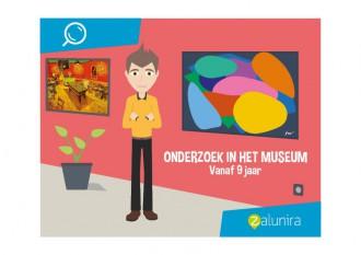 Onderzoek in het Museum - Vanaf 9 jaar