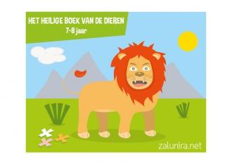 Heilige boek van de dieren - 7-8 jaar