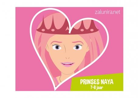 Prinses Naya - 7-8 jaar